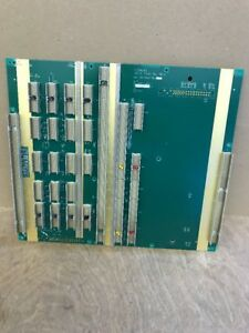 Siemens S2000 antares Backplane Assy Model 10039637