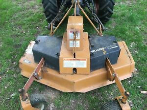 Woods Rm 400 3 Point Hitch Finish Mower 48
