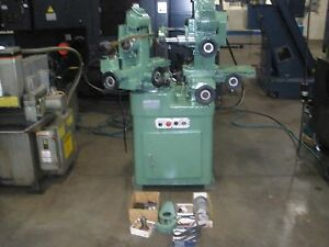 Denver Astro Monaset Tool Cutter Grinder With Tooling