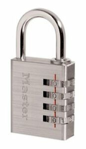 Master Lock 643d Combination Padlock Pack Of 4