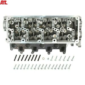 Fits Volkswagen Passat Diesel Dohc Turbocharged Engine Cylinder Head Amc 908725