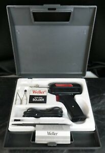 Weller 8200 Universal Soldering Gun 100w 140w New Less Than Amazon 52 95 Cost