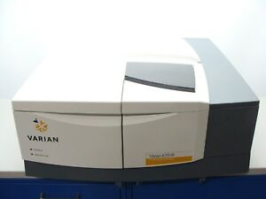 Varian Agilent Cary 670 ir Ft ir Air bearing Spectrometer world s Best Ftir