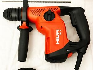 hilti Te 7 Rotary Hammer Drill W Te Drs m Dust Collector New W Warranty