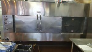 Ole Hickory Model Sse Natural Gas Wood Burning Rotisserie Smoker Barbecue Pit