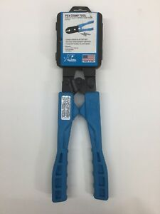 Sharkbite 1 2 3 4 Pex Crimp Tool model 865894 brand New