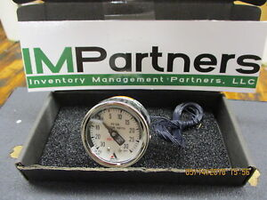 Ips 200 Ametek Ametek Us Gauge Ips 200 Gas Pressure Gauge 0 30 Psi Brand New