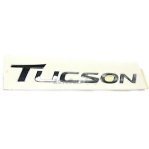 Oem Genuine Tucson Logo Emblem For Hyundai All New Tucson