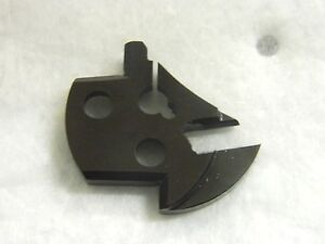 Hertel Cut off Grooving Support Blade For Indexable Hc i32l09 16 4 2000832