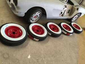Chevrolet Corvette 1953 1954 1955 Wheels