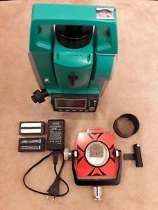 Sokkia Set 500 Total Station Very Good Condition Free Shipping Worldwide