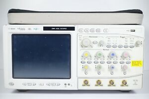 Keysight Used Dso8104a Oscilloscope Infiniium 1 Ghz 4ch Opt 040 agilent
