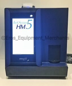Abaxis Vetscan Hm5c Hematology Analyzer Blue new Model