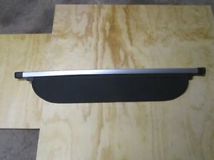 2008 2014 Subaru Impreza Wrx Wagon Hatch Rear Cargo Cover Retractable