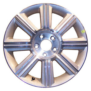 New 17x7 5 Alloy Wheel Rim Fits 2007 2008 2009 Lincoln Mkz