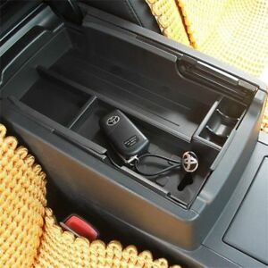 Fit For Toyota Camry 2012 17 Center Console Armrest Storage Box Glove Tray