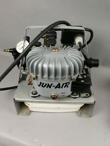 Jun air Ultra Quite Air Compressor Model 3 4 120psi 120v 60hz