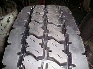 4 Tires Retread 295 75r22 5 Power Trac Truck Tire Recap 295 75 22 5 295752