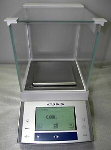 Mettler Toledo Xs603s Precision Balance 610g 1 Mg Fast Weighing 4 Mos Wrnty