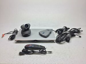 Polycom Vsx 7000e Mptz 5n Camera Ptishare Remote Calves Pulled From Working Good