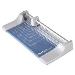 Dahle Rolling rotary Paper Trimmer cutter 507