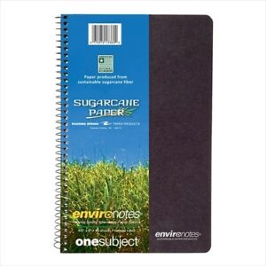 Roaring Spring Environotes 1 subject Notebooks 13360