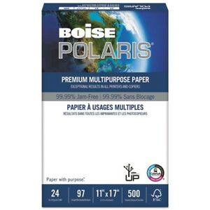 Boise Polaris Copy Paper Pol2417