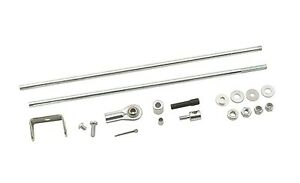 Mr Gasket Dual Carburetor Linkage 3830g