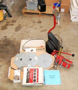 Hornady Reloading Lock N Load Press AS-IS Lots of extras