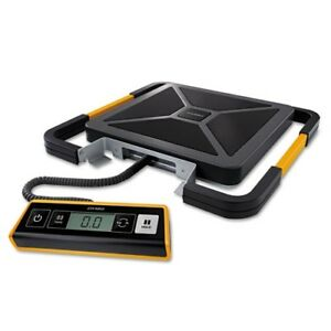 Dymo By Pelouze S400 Portable Digital Usb Shipping Scale 1776113