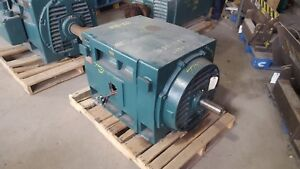 300 Hp General Electric Motor 3600 Rpm 509ls Frame Dp 2300 V 1 15 S f