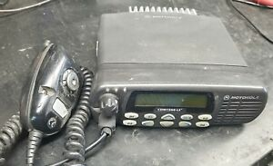 Motorola Cdm1550 ls Two Way Radio Uhf 403 470 Mhz