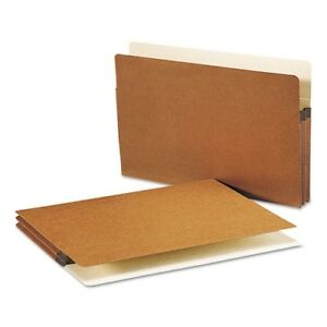 Smead Redrope Drop Front File Pockets 74800