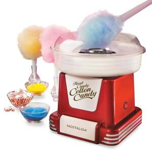 Nostalgia Pcm805 Retro Cotton Candy Maker