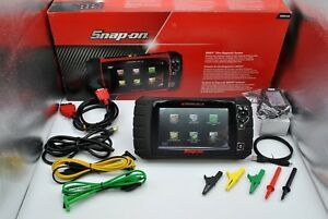 Snap On Tool Eems328 Modis Ultra Diagnostic Scanner 15 2 Domestic Asian European