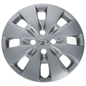 New Oem Wheel Hub Cover Cap For 09 12 Toyota Yaris Sedan 09 11 Yaris Hatchback