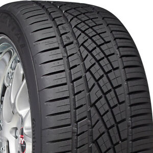 1 New 285 35 22 Continental Extreme Contact Dws06 35r R22 Tire 25538