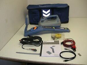 Radiodetection Rd8000 Pdl T10 Utility Cable Pipe Locator Never As Is