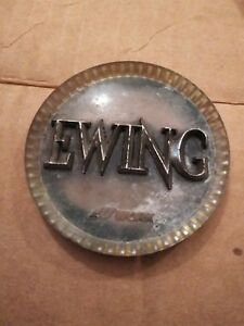 Work Ewing Elbe Center Cap Spin On Coin Jdm Vs Mx X9 Rezax Plate Hub Thread On