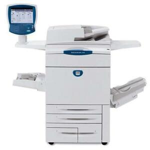 Xerox Docucolor 250 Digital Press Production Printer Copier