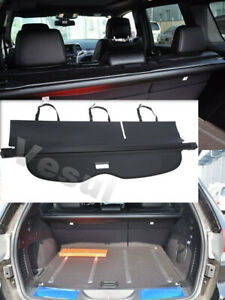 For Jeep Grand Cherokee 2011 2018 Trunk Cargo Luggage Security Shade Cover Black