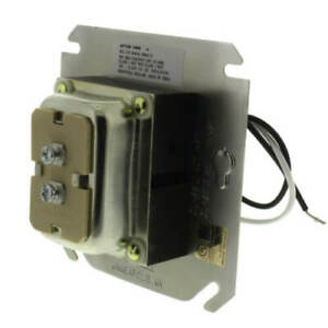 Honeywell At72d1006 Plate Mounted 120 24 Vac Transformer 40 Va 9 Lead Wires