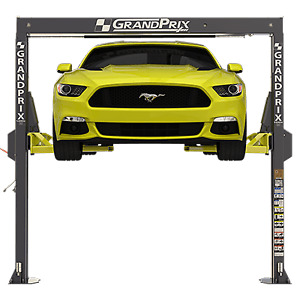 Bendpak Gp 7lc Grandprix Series 2 Post Lift 7 000 Lb Capacity 118 5 Over