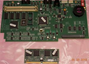 Veeder root Tls 350 Ecpu2 Cpu Board 331500 308 With 134 01 Software Gilbarco
