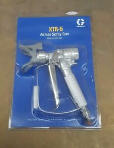 Graco Xtr 5 Industrial Airless Spray Gun 5000 Psi Heavy Duty Paint Sprayer