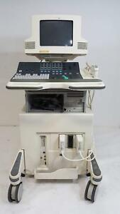 Philips Atl Hdi 5000 Diagnostic Ultrasound System 45356115231 W Probes