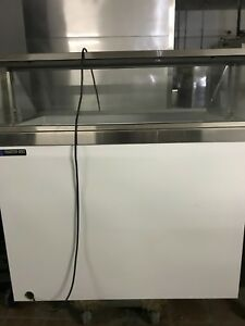 Brand New Master Bilt Dipping Ice Cream Cabinet Model Dd 46cg