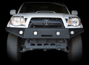 Toyota Tacoma 05 15 Front Bumper all Models Winch Ready Led Offroad Steel