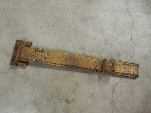 1941 1942 1946 Chevy Truck Spare Tire Track 3 4 Ton Chevy Truck Spare Tire Track