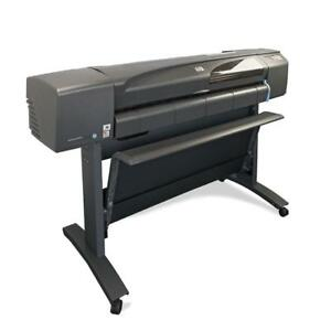 Hp Designjet 800ps Printer 42 in Wide